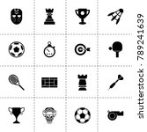 Competition Icons. Vector...