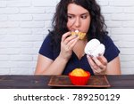 food addiction  dieting concept
