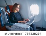 traveling and technology....   Shutterstock . vector #789328294