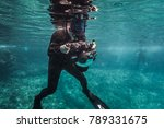 san andres island  colombia _... | Shutterstock . vector #789331675