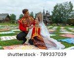 suzdal  russia   august 14 ... | Shutterstock . vector #789337039