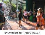 bangkok  thailand   april 15 ... | Shutterstock . vector #789340114
