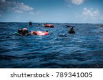 san andres island  colombia _... | Shutterstock . vector #789341005