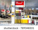 samara  russia   january 8 ...   Shutterstock . vector #789348331