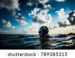 san andres island  colombia _... | Shutterstock . vector #789385315