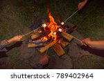 Camping Grill Marshmallow....