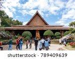 sakon nakhon  thailand december ... | Shutterstock . vector #789409639