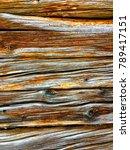 old wooden door texture | Shutterstock . vector #789417151