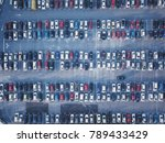 many car in car park  this at... | Shutterstock . vector #789433429