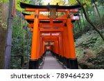 kyoto japan   november 11  2017 ... | Shutterstock . vector #789464239