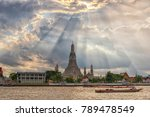 wat arun  the temple of dawn in ...   Shutterstock . vector #789478549