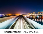 business concept   high speed... | Shutterstock . vector #789492511