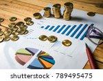 personal financial planning...   Shutterstock . vector #789495475