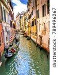 venice  italy   september 21 ... | Shutterstock . vector #789496267