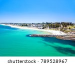 aerial photograph of cottesloe... | Shutterstock . vector #789528967