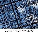 3d illustration of a... | Shutterstock . vector #78953227