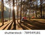 pang tong national park at mae...   Shutterstock . vector #789549181