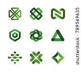 vector design elements for your ... | Shutterstock .eps vector #789569635