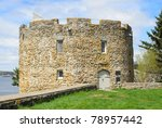 Fort William Henry Stone Ruins