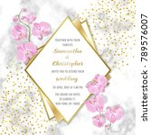 Wedding Glamorous Invitation...
