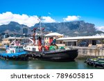 victoria and alfred waterfront... | Shutterstock . vector #789605815