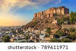 Mehrangarh Fort With Jodhpur...