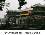 hue  vietnam   10th december... | Shutterstock . vector #789631465