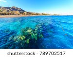 View Of A Beach In Eilat  Israel