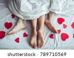 cropped image of young couple... | Shutterstock . vector #789710569