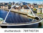 Classic View Of The Iconic Tyne ...