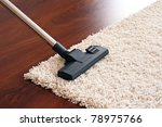 vacuum cleaner to tidy up. | Shutterstock . vector #78975766