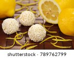 traditional brazilian chocolate ...   Shutterstock . vector #789762799