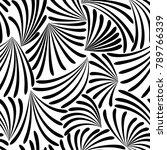 geometric template vector.... | Shutterstock .eps vector #789766339