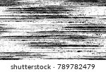 distressed black and white... | Shutterstock .eps vector #789782479