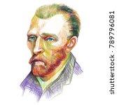 Vincent Van Gogh Artist...