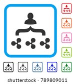 ripple collector icon. flat...