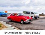 havana  cuba   november 15 ...   Shutterstock . vector #789814669