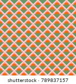 abstract geometric pattern    Shutterstock .eps vector #789837157