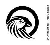 eagle logo icon | Shutterstock .eps vector #789858085