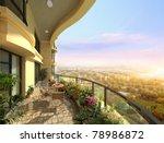 3d building | Shutterstock . vector #78986872