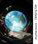 chromatic aberration in the... | Shutterstock . vector #789876739