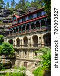 national park bohemian... | Shutterstock . vector #789893527
