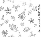 abstract vector seamless... | Shutterstock .eps vector #78990334
