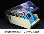 floppy disk outdated technology | Shutterstock . vector #789926305