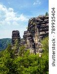 national park bohemian...   Shutterstock . vector #789935404