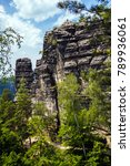 national park bohemian...   Shutterstock . vector #789936061