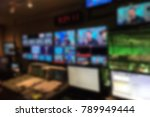 blur image video switch of... | Shutterstock . vector #789949444