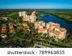 aerial image of waterfront... | Shutterstock . vector #789963835