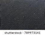 net protective in dark... | Shutterstock . vector #789973141