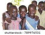 yamoussoukro  ivory coast  ... | Shutterstock . vector #789976531